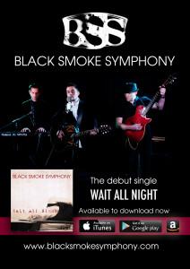 Black Smoke Symphony Ad