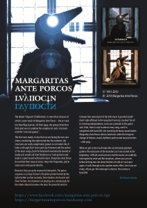 MARGARITAS ANTE PORCOS