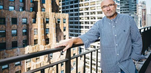 Phil Collins remonte sur scène